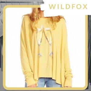 🐰 NWOT WILDFOX Champagne Toast Perry Thermal